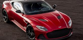 阿斯顿马丁GT跑车DBS Superleggera发布